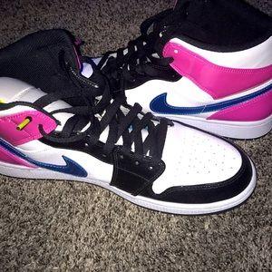 Air Jordan ones 🍭
